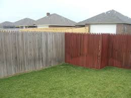 painting wooden fence fences wooden fence paint colours cilif com