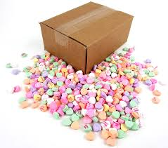 conversation hearts necco sweethearts conversation hearts 1 lb bag