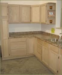 backsplash wood unfinished kitchen cabinets unfinished wood