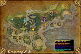 Map Qu Wow Rare Spawns Krasarang Wilds Rare Champions
