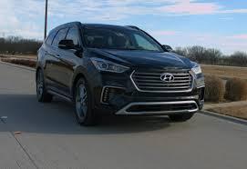 hyundai jeep models 2017 hyundai santa fe test drive and review