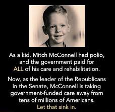 Mitch Meme - fact check did the u s government pay for mitch mcconnell s