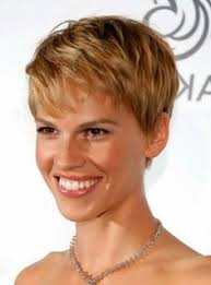 fine gray hair wide forehead high volume pixie for round face 2016 haircuts pinterest