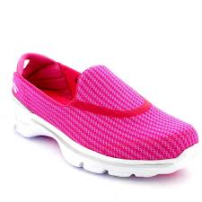 womens pink boots sale skechers s gowalk 2 shoes skechers womens go walk 3 pink