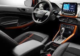next generation ford ecosport revealed cars co za