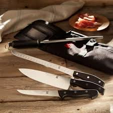 shop professional jamon knife set with canvas case online prices
