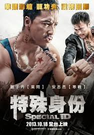 new posters for special id and the four 2 get your martial arts