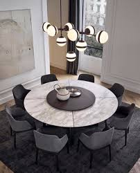 10 stone dining tables