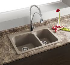 blanco granite sinks how to clean sinks and faucets decoration