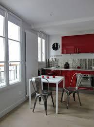 am agement salon cuisine ouverte cuisine moderne pays idees de decoration