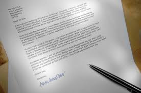 How To Type A Cover Letter For Resume What To Include In A Cover Letter For A Job