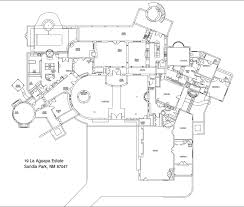 Floor Plan La by 19 La Aguapa Sandia Park Nm 87047 Floor Plan San Pedro Creek