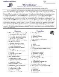 9th Grade Reading Comprehension Worksheets Reading Comprehension Informational Passages Ratings 8th