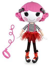 Lalaloopsy Halloween Costumes Amazon Lalaloopsy Doll Charlotte Charades Toys U0026 Games