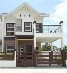 Modern House Floor Plans With Pictures Two Story House Plans Series Php 2014012 Pinoy House Plans