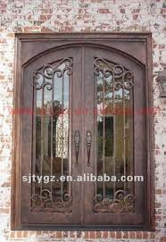 the newest main entrance door design of iron buy main entrance