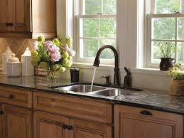 bronze kitchen faucets from allstateloghomes within bronze kitchen