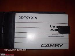 sweetness of sadness my toyota camry mt ownership experience