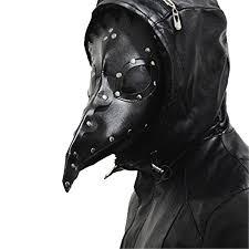 white plague doctor mask kangkang dr beulenpest steunk plague doctor mask