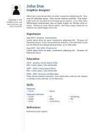 Resume Templates Latex 100 Resume Template Tex Resume Templates Builder Professional