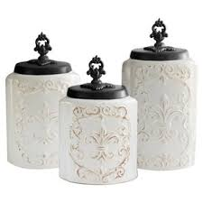 black ceramic kitchen canisters black kitchen canisters jars you ll wayfair