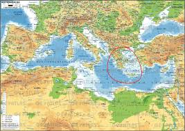 Where Is Greece On The Map by The Greek Crisis Explained To My Daughter