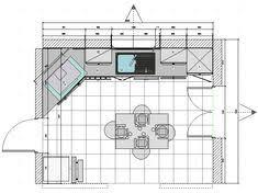 plan amenagement cuisine 10m2 cuisine 10m2 plan recherche cuisine