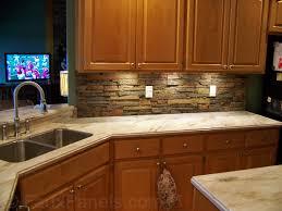kitchen backsplash pics natural stone kitchen backsplash ideas tags cool rustic kitchen