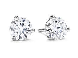 diamond stud earrings on sale hearts on diamond stud earrings 0 50 ctw murphy jewelers
