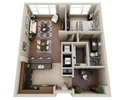 House Plans 4500 5000 Square Floor Plans And Pricing For The Olivian Seattle Wa