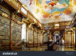 melk austria june 21 luxurious interior stock photo 107806901