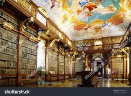 melk austria june 21 luxurious interior stock photo 107806901