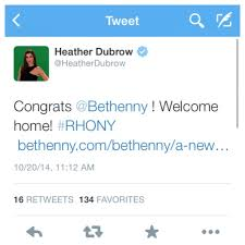 housewives react to bethenny u0027s return to rhony the real