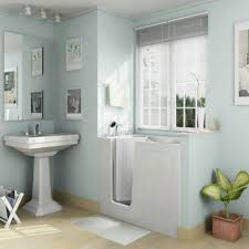 bathroom engaging small bathroom renovation design using light