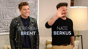 jeremiah brent nate berkus jeremiah brent u0026 nick lachey on monday youtube