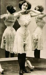 lingerie a brief history