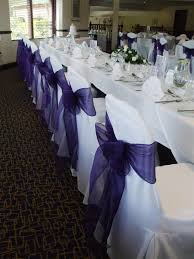 purple chair sashes picture 2 of 7 purple chair covers purple chair sashes