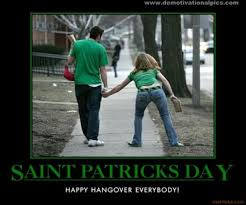 Funny St Patricks Day Meme - happy st patty s vomit day nyc the regular guy nyc