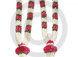 flowers garland hindu wedding all about wedding garlands india s wedding exploring