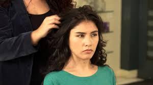 cut your own shag haircut style how to cut a long shag haircut brush curl style hair youtube