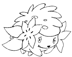 shaymin coloring pages pokemon shaymin coloring page embroidery
