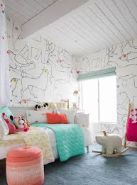 How To Decorate A Large Wall In Living Room by Kids Room Archives Emily Henderson