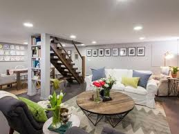 Basement Family Room Basements Ideas - Family room in basement