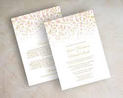 blush wedding invitations marialonghi com