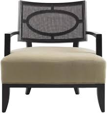 Barbara Barry Furniture by Open Oval Cane Lounge Chair Barbara Barry Realized By Henredon