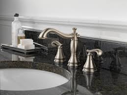 Kitchen Faucets With Pull Out Sprayer Bathroom Elegant Design Of Delta Cassidy Faucet For Pretty