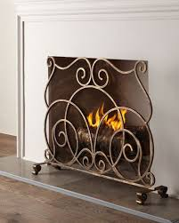 Country Fireplace Screens by Fireplace Screens Fireplace Mantels U0026 Fireplace Accessories Horchow