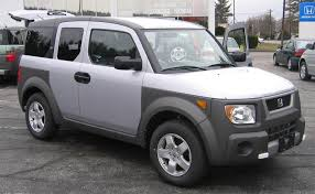 2004 honda element information and photos zombiedrive
