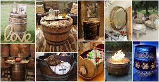 wine barrel garden ideas archives feelitcool com