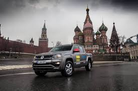 volkswagen dakar new world record driving from dakar to moscow with textar brake